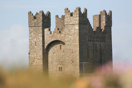 Kilclief Castle