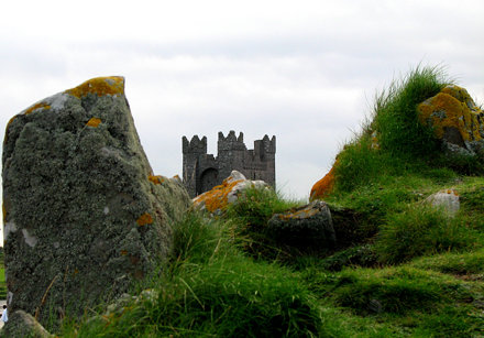 Castle at Kilclief
