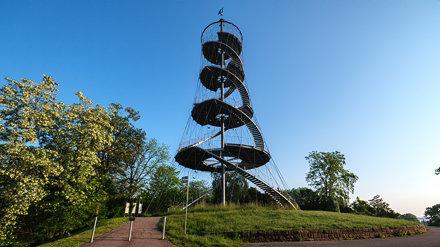 Killesberg tower, Stuttgart, 20190526