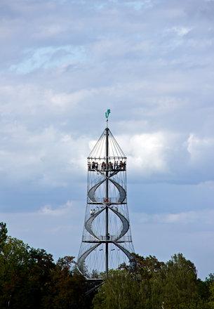 Rocking Tower