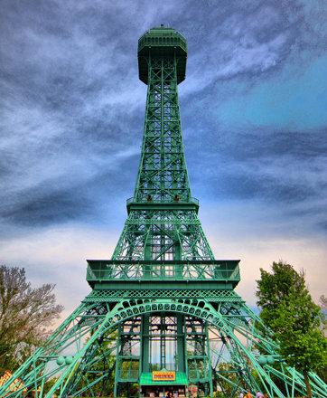 KI Eiffel Tower