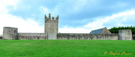 Kirkistown Castle, County Down