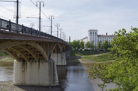 Kirov Bridge, 17.05.2014.