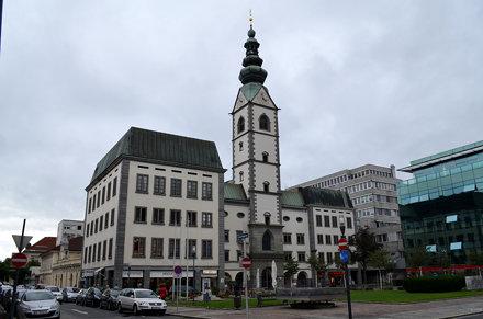 Klagenfurt - Catedral