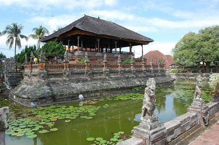 Kerta Gosa Pavilion