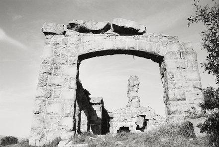 Knapp's Castle Archway