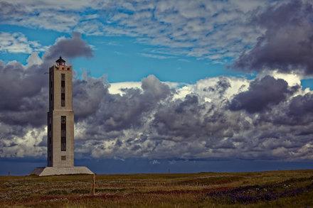 Knarraros Lighthouse