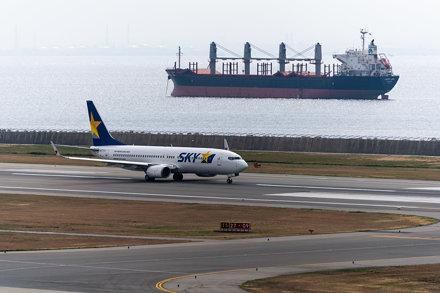 Skymark Airlines, B737-800, JA737Q