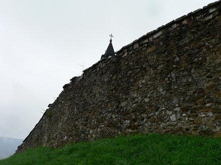 Castle walls - Hrad Krásna Hôrka - 146
