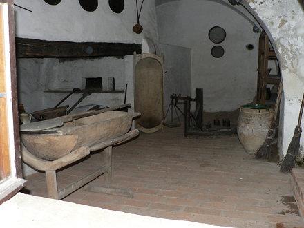 Old kitchen - Hrad Krásna Hôrka - 134