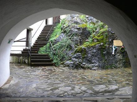 Courtyard - Hrad Krásna Hôrka - 32