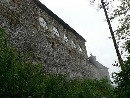 Castle walls - Hrad Krásna Hôrka - 148