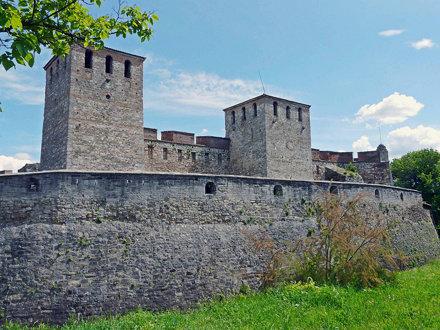 E11b Vidin fortress