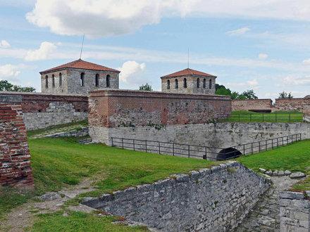 E11e Vidin fortress