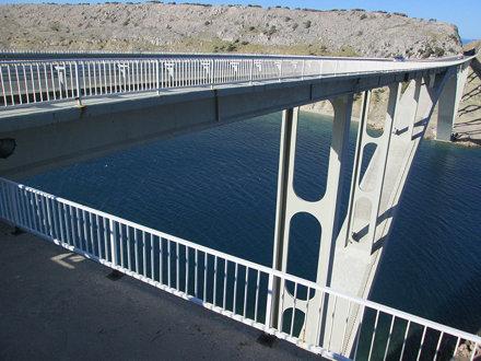 Krčki bridge