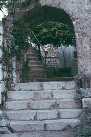 Brseč (Kroatien) - Stadtrundgang