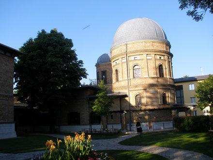 Wien, 16. Bezirk, Urania (observatorio, observatory, observatoire, osservatorio), Johann-Staud-Straß
