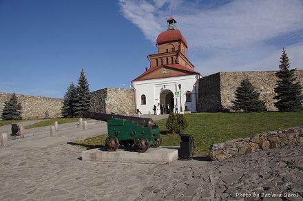 Kuznetsky Fortress (1780) , Novokuznetsk