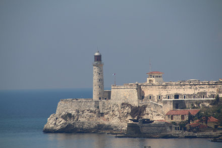 Faro Castillo del Morro (Havana, Cuba) - Pictures from Empress of the Seas Cruise - October 13, 2017