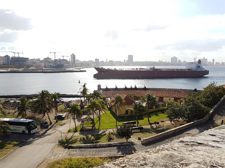 Entrée de la Baie de La Havane – Cuba