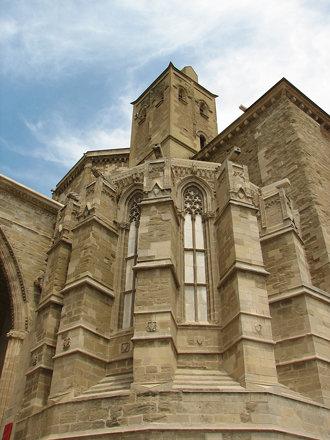 Catedral vieja - Ventanas 2