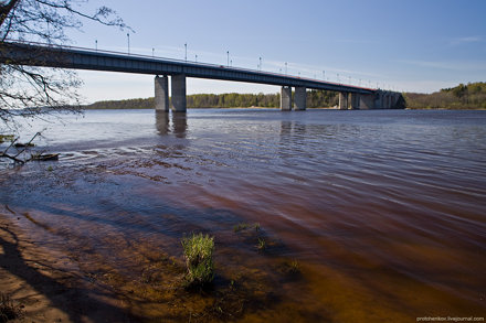 Ladoga bridge