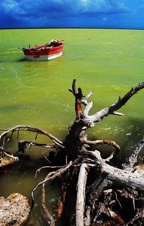 Laguna de Oviedo