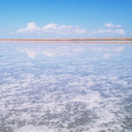 Эльтон. Самое большое в Европе соляное озеро. #ddexp #градусыоткрытий #майскийбросок