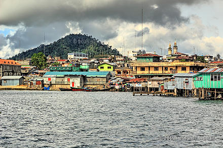 Lake Lanao and Marawi City