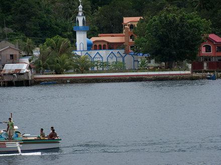 Lake Lanao mosque