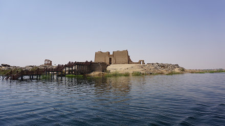 The Temple of Kalabsha, Aswan, Egypt.
