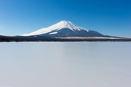 Ice and Fuji
