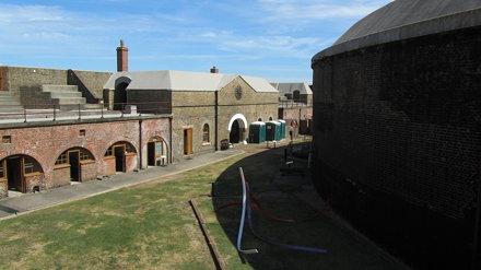 Felixstowe - Landguard Fort
