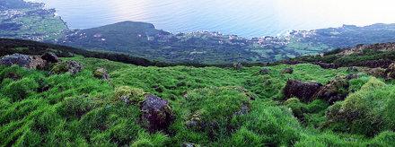 Costa norte do Pico, Açores
