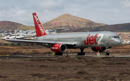 Jet2 B757-200 G-LSAC