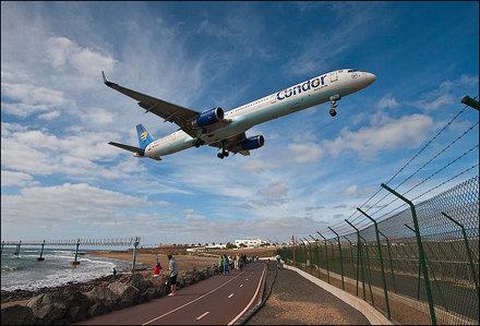 Lanzarote Landing
