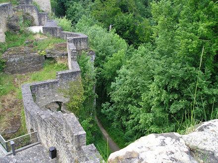 Château de Larochette