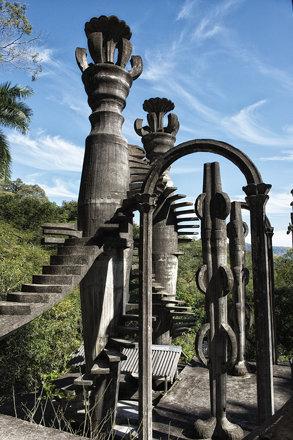 Jardín Escultórico de Edward James. Xilitla, S.L.P.