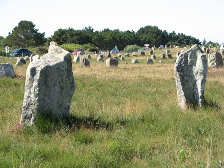 1331 - Carnas - Menhiry