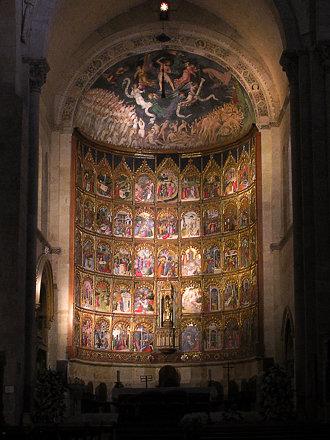 Retablo * Catedral de Salamanca