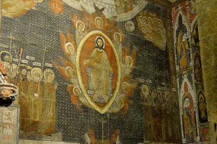 Salamanque (Castille et Léon), la vieille cathédrale (Catedral Vieja) - 12