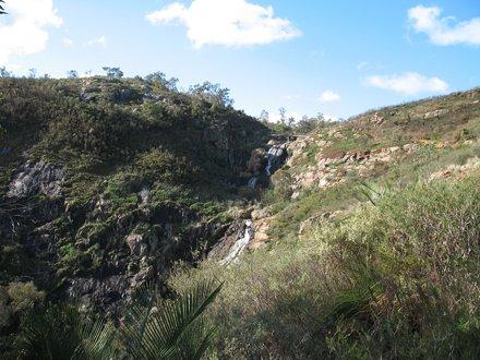Lesmurdie Falls National Park