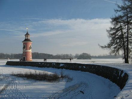 Moritzburg Leuchtturm