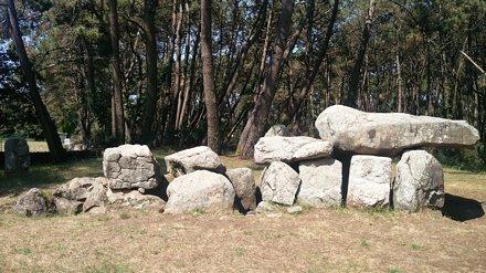 dolmen de Mané Kerionned