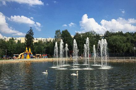 Around Moscow