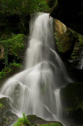 Lichtenhainer Wasserfall