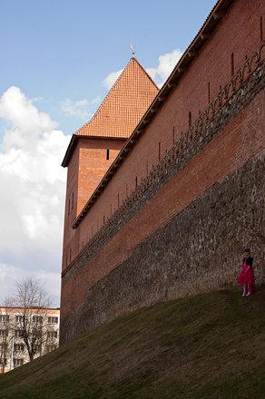 Lida, castle