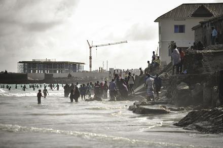 Scenes from Mogadishu during Eid Al-Fitr Celebrations