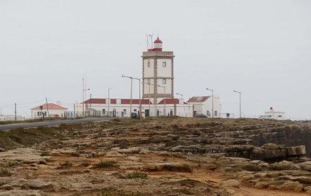 Cabo Carvoeiro Lighthouse, Portugal