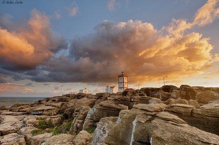 Cabo Carvoeiro Lighthouse...